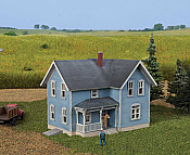 Walthers Cornerstone 3890 - N Scale Lancaster Farm House - Kit