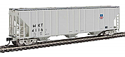 Walthers Proto 106167 - HO 55Ft Evans 4780 Covered Hopper - Union Pacific (MKT) #4116