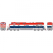 Athearn Roundhouse 78040 HO BC Rail Dash 9-44CW DCC Ready No4643