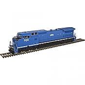 Atlas 10 002 303 HO Dash 8-40CW Locomotive w/ DCC and LokSound Master Gold LMS #713