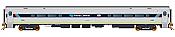 Rapido 528049 - N Scale Horizon Fleet Dinette - Amtrak California (Pacific Horizon) #53509