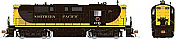 Rapido 31585 HO - Alco RS-11, 2nd Run - Diesel Locomotive - DCC & Sound - Burlington Northern - NP Patchout #4197