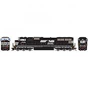Athearn Genesis 70618 HO - SD70M, DCC & Sound - NS/Flare w/ PTC #2594