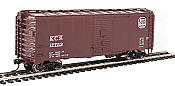 Walthers Mainline 1340 - HO AAR 1944 Boxcar - Kansas City Southern #17753