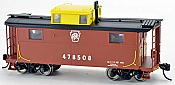 Bowser 42561 - HO N5 Caboose - PRR #478517
