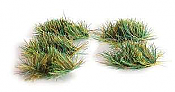 Peco PSG-50 - Self Adhesive Assorted Grass Tufts - 4mm (100pkg)