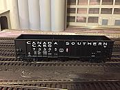 Bowser 41802 HO 14 Panel 70 Ton Hopper Canada Southern #73305