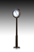 Atlas Model Railroad N Scale 60000062 Illuminated Clock