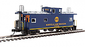 Walthers Mainline 8757 - HO International Wide-Vision Caboose - Norfolk & Western #518546
