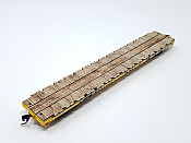 ITLA Scale Models Inc. 4909 - HO wood deck for Walthers 60ft Pullman-Standard Flatcar