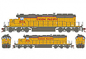 Athearn RTR 72100 HO Scale - SD40-2 - w/DCC & Sound - Union Pacific #1574