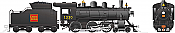 Rapido 603510 HO H-6-d Canadian National Railway #1330 DC/DCC/Sound Pre-Order coming 2020