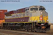 Athearn Genesis2 G75803 - HO SD70ACu - DCC/Sound - Canadian Pacific Railway #7013