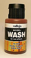 Vallejo Model Wash Rust Effects 76.507 Dark Rust