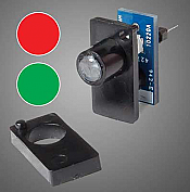 Walthers 152 HO, N, Z, S, O - Layout Control System - Two Color LED Fascia Indicator (Red, Green)