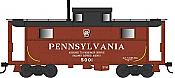 Bowser 42567 - HO N5 Caboose - Pennsylvania (REA) #5012