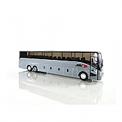 Iconic Replica 87-0177 - 1:87 Van Hool CX45 MotorCoach: New Facade - ABC Van Hool (Gray)