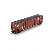 Athearn 97495 HO BerthGon with Coal Load ConRail CR #503326