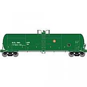 Athearn RTR 15923 - HO RTC 20,900-Gal Acid Tank Car - BCOL #1965