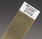 K&S Engineering 8239 All Scale - Brass Strip - 12inch x 2 inch x .025inch
