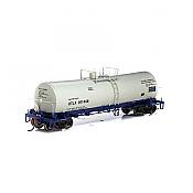 Athearn 16684 RTR HO - 16K Gallon Tank Car - UTLX #301588