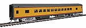 Walthers Proto 18505 - HO 85ft ACF 44-Seat Coach w/lights - Union Pacific (Sunshine Special) #5480