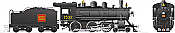 Rapido 603015 HO H-6-d Canadian National Railway #1532 DC/Silent Pre-Order coming 2020