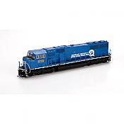 Athearn G67404 HO EMD SD60I w/DCC & Sound, CSX /ex CR#8755