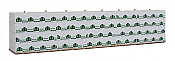 Walthers SceneMaster HO scale 3126 -  Wrapped Lumber for 50 Ft Bulkhead Flatcar - West Fraser