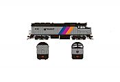 Rapido 083128 HO Scale EMD F40PH Ph3, Standard DC, New Jersey Transit No.4121