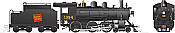 Rapido 603506 HO H-6-d Canadian National Railway #1384 DC/DCC/Sound Pre-Order coming 2020