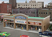 Walthers 4116 HO Cornerstone - Modern Shopping Center II
