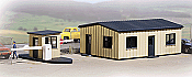 Walther's Cornerstone Office & Guard Shack
