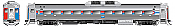 Rapido 16535 HO RDC-1- Phase 1b - American Versions - Amtrak  #19 DCC & Sound