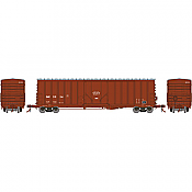 Athearn 18429 HO Scale - RTR 50 Ft NACC Box - DM&E #5536