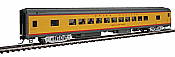Walthers Proto 18504 - HO 85ft ACF 44-Seat Coach w/lights - Union Pacific (Portland Rose) #5473