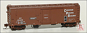 Eastern Seaboard Models 225906 N Scale 40 Ft Insulated Boxcar Canadian Pacific 36310 Stacked Block