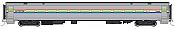 WalthersMainline 31000 HO Scale - RTR 85 ft Horizon Fleet Coach - Amtrak (Phase III)