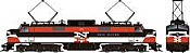 Rapido 84506 HO - EP-5 Electric Loco - DCC & Sound - New Haven, Delivery #376