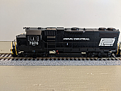 Athearn Genesis HO G62473 Penn Central PC GP38-2 No.8038  DCC/Tsunami 2 sound