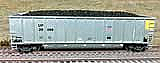 Intermountain Railway Motrak Models 81800 HO Freight Car Loads - Value Line  - Coal Porter® - Coal - Trinity Aluminator® - Coal