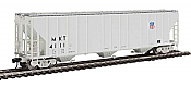 Walthers Proto 106166 - HO 55Ft Evans 4780 Covered Hopper - Union Pacific (MKT) #4111