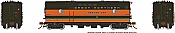 Rapido Trains 107326-1 HO Steam Heater Car Great Northern No.7