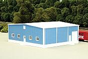 Pikestuff 8013 - N Tri Star Industries (Scale: 70 x 60ft) - Blue