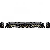 Athearn Genesis 19567 - HO F7A/F7A EMD - DCC & Sound - Norfolk & Western/Freight #3697/#3717