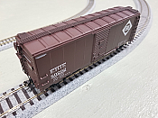 Intermountain 45842-01 HO Scale - 10Ft 6In Modified 1937 AAR Boxcar - Erie - Large Herald #80209