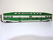 Athearn RTR 25424 N Scale - Bombardier Coach - GO Transit #2001