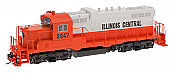 Intermountain Railway HO 49801S-02 Paducah GP10  - ESU LokSound & DCC - Illinois Central  8047