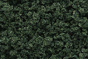 Woodland Scenics 136 Underbrush - Medium Green - 25.2 cu in - (412 cu cm)