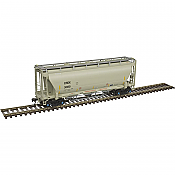 Atlas 20005539 HO - Trinity 3230 Covered Hopper - Chicago Freight Car #3089
